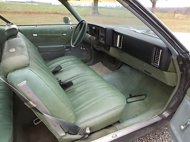 1974 Chevrolet Monte Carlo For Sale Creston Ohio