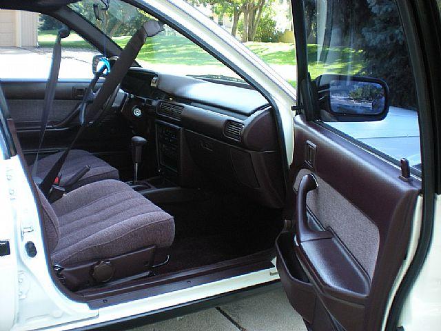 1987 Toyota Camry LE - Digital Dash/Low Mileage! - Classic ...  |1987 Toyota Camry Interior