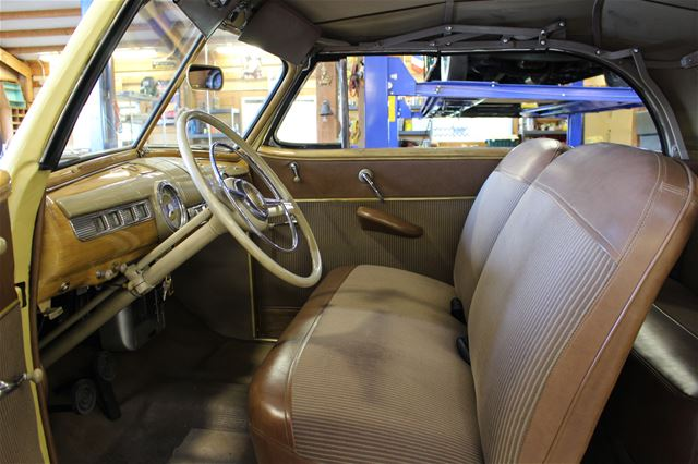 1947 Ford Convertible Coupe For Sale Lynden Washington