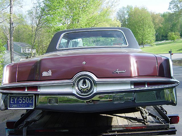 1966 chrysler imperial crown coupe for sale franklin connecticut. Cars Review. Best American Auto & Cars Review