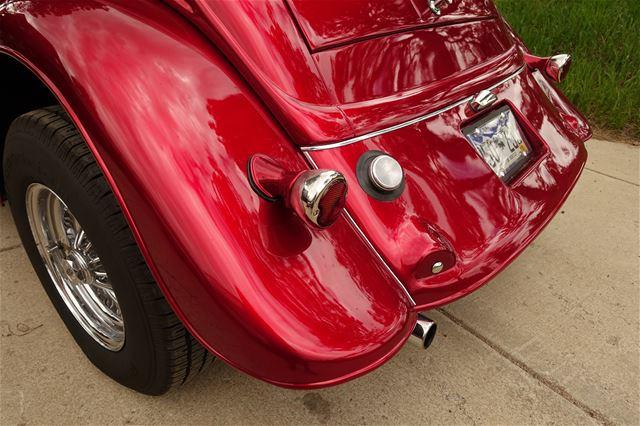 1934 Ford Cabriolet For Sale Denver Colorado