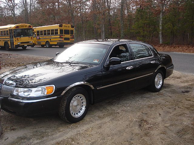 1998 lincoln town car for sale new jersey. Black Bedroom Furniture Sets. Home Design Ideas