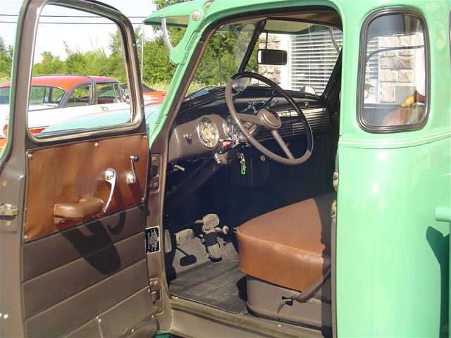 1950 Chevrolet 3100 For Sale Bobcaygeon Ontario