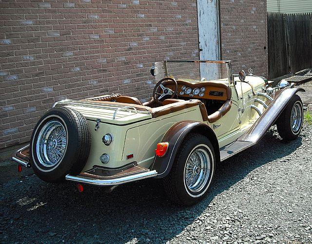1929 Mercedes Gazelle For Sale Somerset New Jersey