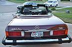 1984 Mercedes 380SL Picture 6
