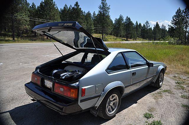Venza For Sale >> 1982 Toyota Supra For Sale Kimberley, British Columbia