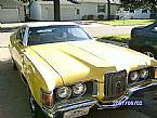 1972 Mercury Cougar Picture 6