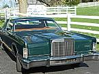 1978 Lincoln Town Coupe Picture 6