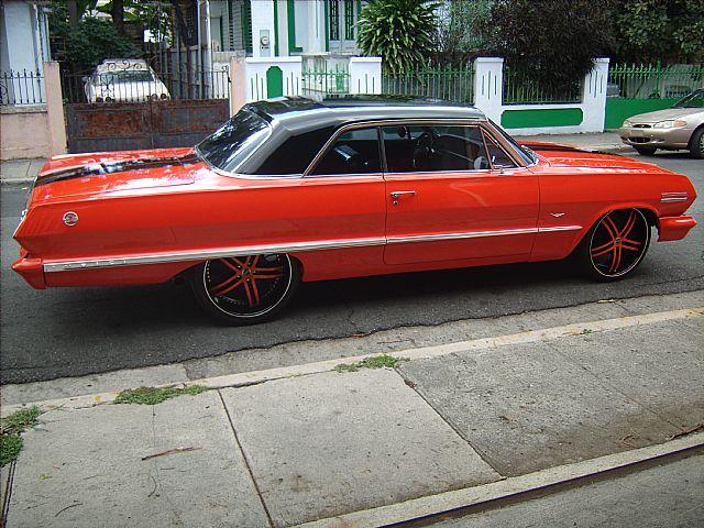 1963 chevrolet impala ss for sale puerto rico