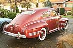 1941 Pontiac Aero Sedan Picture 6