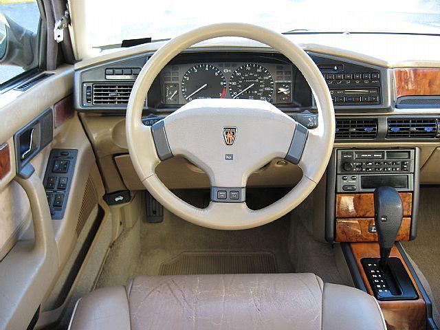 1991 rover sterling 827sl for sale lynnwood washington. Black Bedroom Furniture Sets. Home Design Ideas