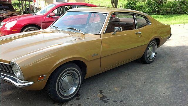 1972 Ford Maverick For Sale Modoc Indiana