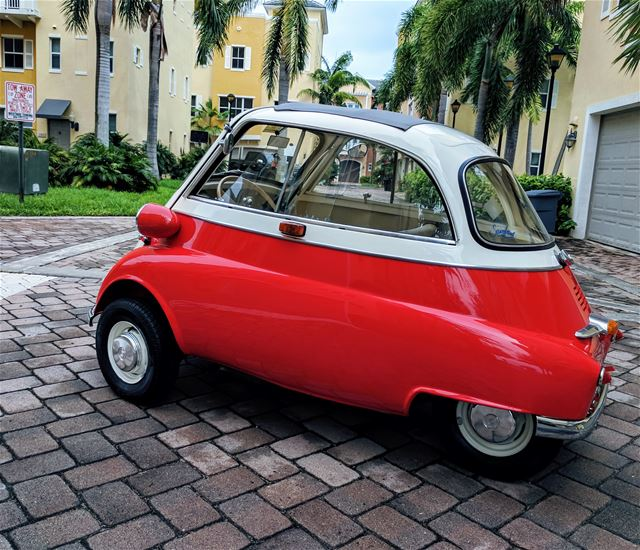 1959 BMW Isetta For Sale Lighthouse Point, Florida