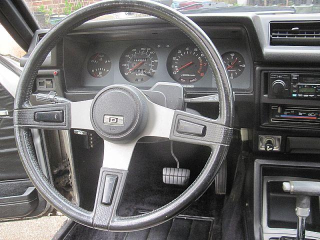 1982 datsun 210