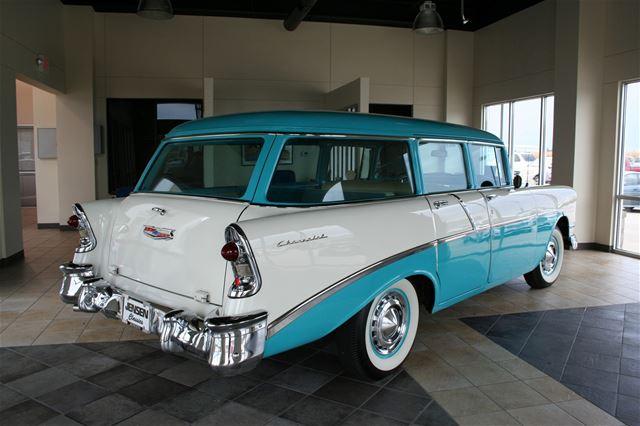 1956 Chevrolet Townsman For Sale Sioux City, Iowa