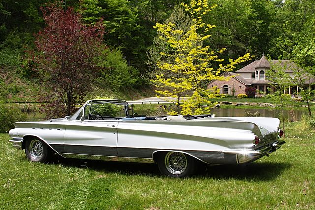 1960 Buick Electra 225 Convertible For Sale Huntington