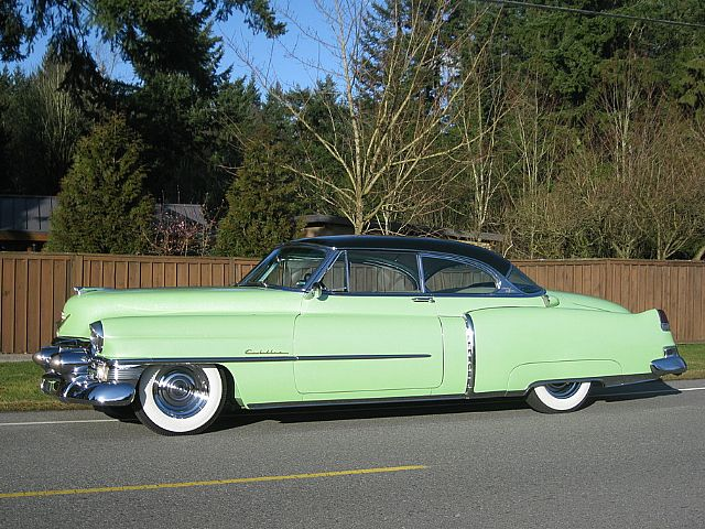 1953 Cadillac Coupe Deville For Sale Langley British Columbia