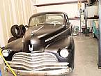 1946 Chevrolet Stylemaster Picture 6