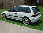 1992 Honda Civic Picture 6