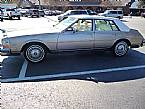 1985 Cadillac Seville Picture 6