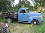 1950 Chevrolet 3/4 Ton Picture 6