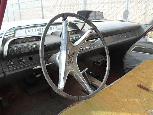 1960 Dodge Dart Pioneer For Sale Hesperia  California
