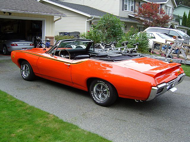 1968 pontiac gto for sale car interior design. Black Bedroom Furniture Sets. Home Design Ideas