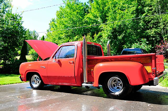 Tow Truck Ottawa >> 1979 Dodge Lil Red Express For Sale Ottawa, Ontario