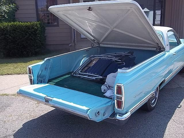 Car on Ford 300 Straight 6 Engine For Sale