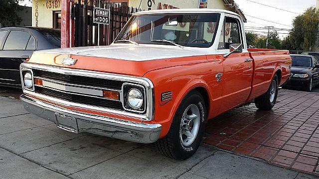 1969 chevrolet c20 for sale woodland hills california 1972 Chevy C20 1969 chevrolet c20