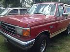 1990 Ford Bronco Picture 6