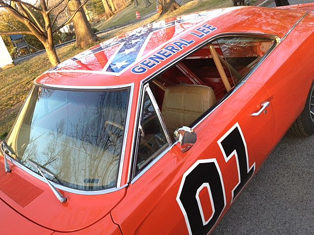 1969 Dodge Charger General Lee For Sale Whiteplains New York