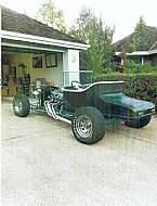 1924 Ford T Bucket Picture 6