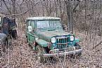 1950 Willys Truck Picture 6