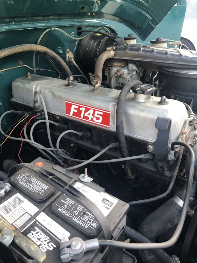1972 Toyota FJ40 Land Cruiser For Sale Vista, California