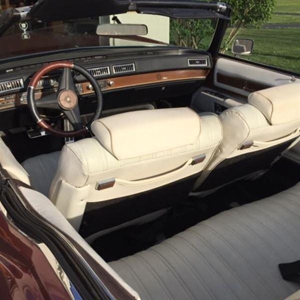 1976 Cadillac Eldorado For Sale Nicholasville, Kentucky