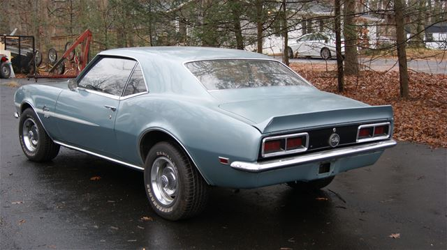 1968 chevrolet camaro ss for sale manassas virginia. Black Bedroom Furniture Sets. Home Design Ideas