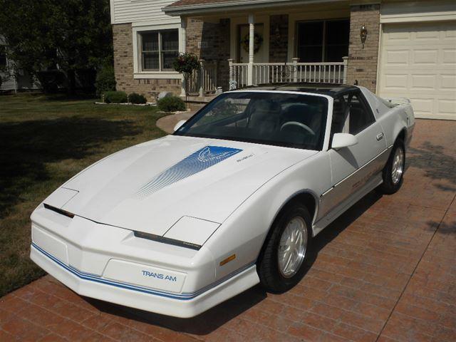 1984 Pontiac Trans Am For Sale Temperance, Michigan