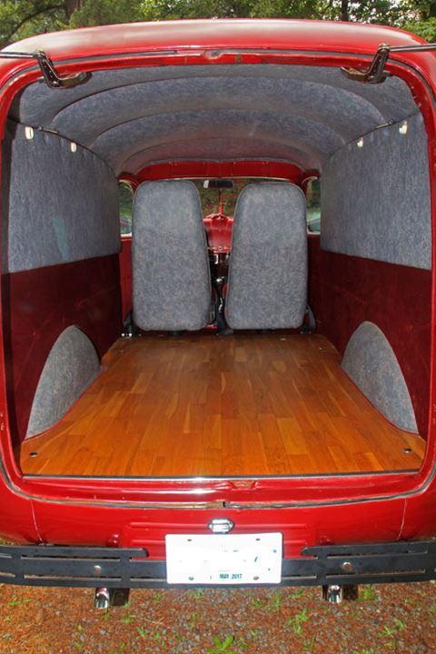 1947 international kb1 panel truck for sale whistler  british columbia