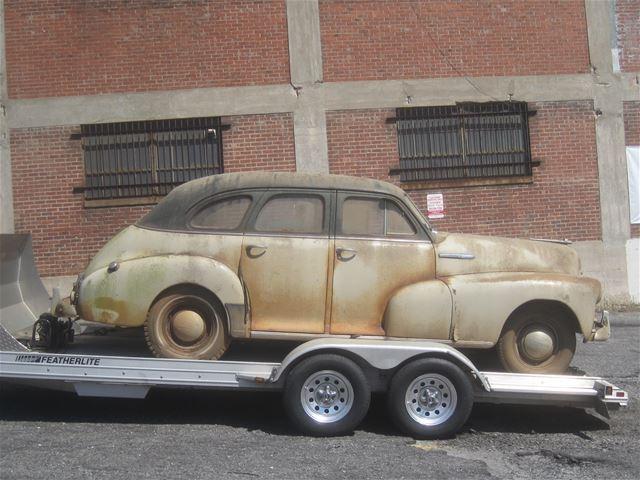 1947 Chevrolet Stylemaster 4 Door Sedan For Sale Winston