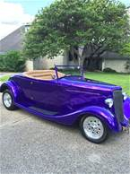1934 Ford Roadster Picture 7