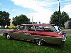 1962 Mercury Station Wagon Picture 8