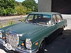 1968 Mercedes 280S Picture 8