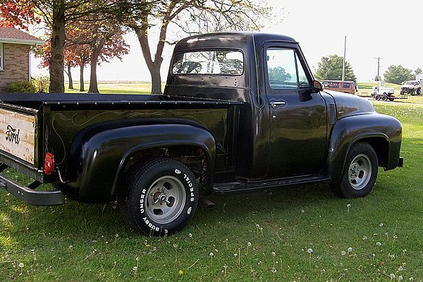 Missouri 1955 Ford F100 Restoration Project | Autos Weblog