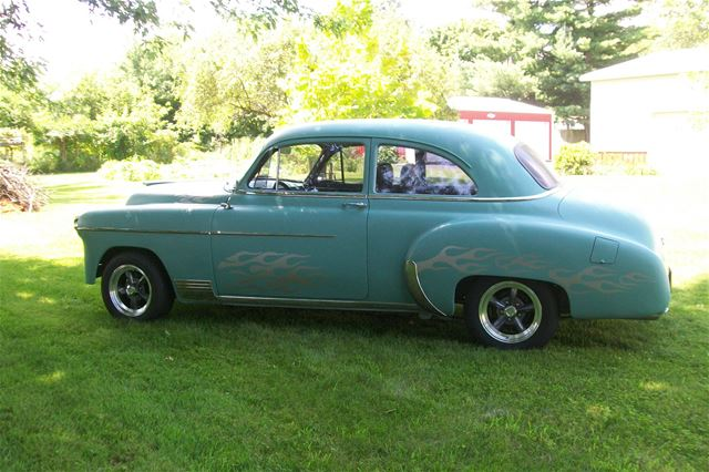 1949 chevrolet sedan for sale russsiaville indiana for 1949 chevrolet 2 door sedan