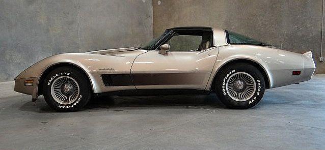 1982 Chevrolet Corvette For Sale Lakeland Florida