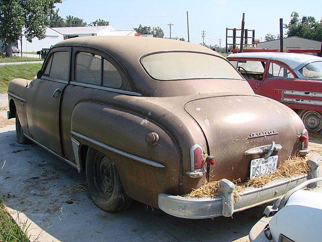 1950 Dodge Wayfarer For Sale Livermore Kentucky