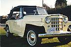 1950 Willys Overland Jeepster Picture 8