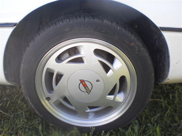 1989 Chevrolet Corvette For Sale Durham Ontario