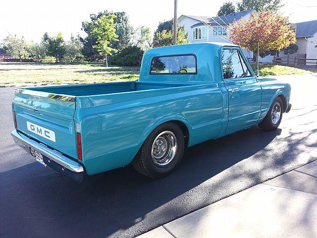 1967 GMC Pickup For Sale Centennial, Colorado